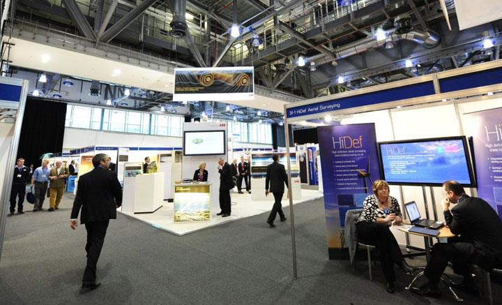 Exhibition Floor